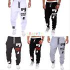 Mens New Jogger Dance Sportwear Baggy Harem Pants Slacks Trousers Sweatpants
