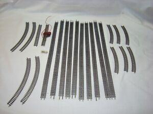 Micro Trains Z Scale straight Flex track W/Markiln