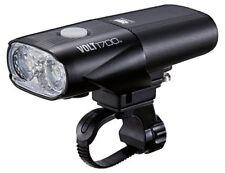 Luz delantera bicicleta Cateye Volt 1700 RC Rech 1700 LM negro