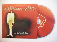 LUC DE LAROCHELLIERE : UN TOI DANS MA TETE ▓ CD ALBUM PORT GRATUIT ▓