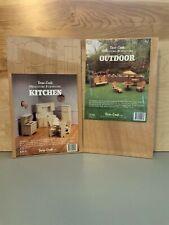 Dura Craft Miniature Furniture Kitchen & Outdoor New
