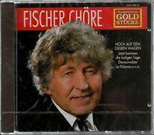 Fischer Chöre Ausgewählte Goldstücke (14 tracks, 1972-80)  [CD]