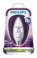 4x Philips Led vela E14 5 5W repuesto 40w 2700k blanco Cálido 470 LM