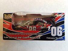 2006 Team Caliber NASCAR Daytona Race Car Replica 2006 1:64, Diecast
