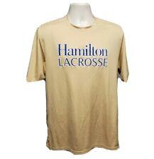 Hamilton Lacrosse Adult Medium Cream Jersey