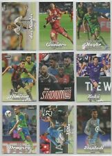 2017 Topps Stadium Club MLS Master Set Base/Profiles/Scoreless Streak 130 CARDS