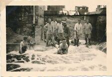 Foto, Brückenbau in Reichwalde, Polen, 1939 (N)19353