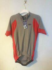 BBB Duo Jersey Red/Grey Size Small BNWT RRP $89.95 (b78)