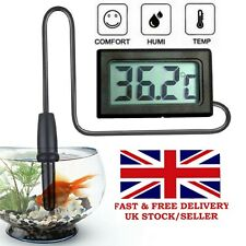 LCD Digital Aquarium Thermometer For Fish Tank Aquarium
