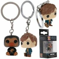 Keychain Fantastic Beasts and Where to Find Them Vinyl Figure Keyring