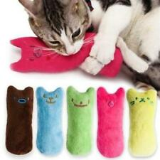 Teeth Grinding Catnip Toys Funny Interactive Plush Cat Toy Pet Kitten Chewing Vo