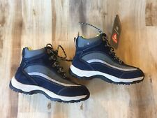 L.L. Bean Primaloft Winter Snow Hiking Boots Suede Insulated Water Resistant 7