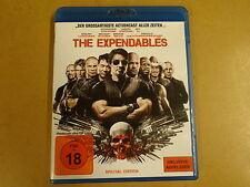 BLU-RAY / THE EXPENDABLES ( DOLPH LUNDGREN, MICKEY ROURKE, BRUCE WILLIS... )