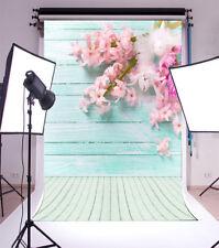 Flowers board Vinyl Photography Backgrounds Studio Props Backdrops 5x7ft