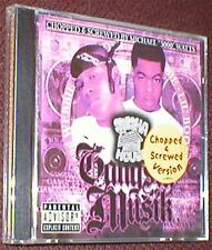 Gangsta Music - Chopped&Screwed-Lil' Boosie - New CD