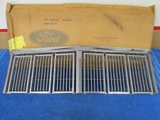 1979-82 MERCURY GRAND MARQUIS FRONT CHROME GRILLE NICE NOS 415