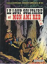 BD  jerry Spring - Le loup solitaire - N°15- EO- cartonnée-1979 -BE- Jijé