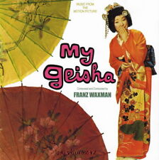 My Geisha - Original Soundtrack Kritzerland | Franz Waxman | CD
