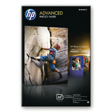 HP White 10x15cm Advanced Glossy Photo Paper 250gsm (Pack of 60) Q8008A