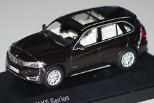 BMW X5 (F15) sparkling braun 1:43 BMW 80422318969 neu & OVP