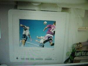 """NEW IN BOX AUDIOVOX ULTRASLIM 5"""" LCD DROP DOWN STEREO TV Kitchen RV Boat VE-500"""