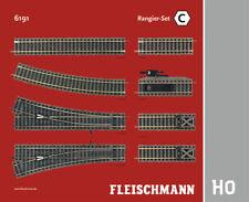 Fleischmann 6191 H0 Rangier-Set C