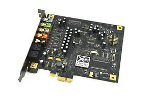 Creative Sound Blaster X-FI Titanium SB0880 PCIe x1 Soundkarte