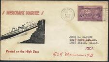 USA - 1938 Merchant Marine (U.S. German Sea Post)  'SS MANHATTAN' [8106]*