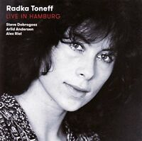 Radka Toneff - Live In Hamburg [CD]