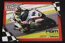 "Card PBM Kawasaki ZX-10R BSB 2014 #5 Stuart Easton #67 Shane ""Shakey"" Byrne (HW)"