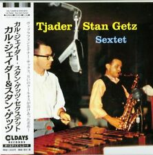 CAL TJADER & STAN GETZ-CAL TJADER - STAN GETZ SEXTET-JAPAN MINI LP CD C94