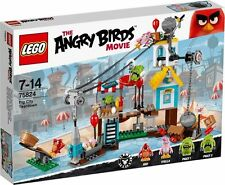 LEGO 75824 Angry Birds Pig City Teardown