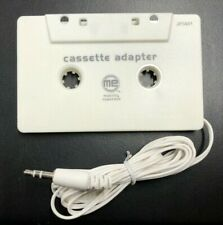 New! Me Mobility Expanded Cassette adapter for 3.5mm iphone/ipod/mp3 Audio/cars