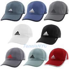 ADIDAS Aeroready Men's Tennis Hat Cap Running Athletic ClimaLite UV50