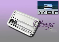 FOR 1988-98 GMC CHEVY C/K C-10 PICKUP TRUCK CHROME TAILGATE COVER OVERLAY 90 91