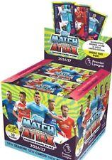 Topps EPL Match Attax tarjetas comerciales 2016/17 - Caja Completa De 50 paquetes
