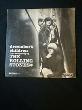 The Rolling Stones – December's Children (And Everybody's) LP USA  mono LL 3451