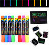 Highlighter Liquid Chalk Pen Marker for Glass Windows Chalkboard Blackboard G3D
