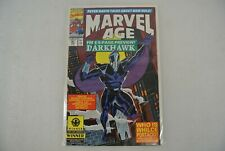 Marvel Age #97 (Marvel, 1991) Darkhawk Preview NM 9.2