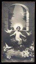 "santino-holy card ""ediz.NB n.593 GESU' BAMBINO"