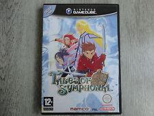 Tales of symphonia pour nintendo gamecube complet en FR
