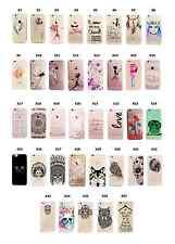 Handy Hülle iPhone 5 6 7 Plus Samsung s6 s7 Cover Comic Case Tasche Schutz Motiv