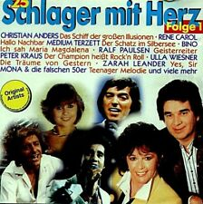 25 Schlager mit Herz Folge 1 - Bata Illic, Bino, Christian Anders, Zarah Leander