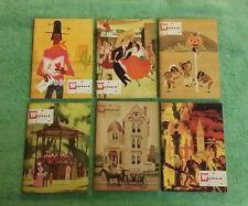 KAISER STEEL 6 Magazines WESTWARD 1954 1957 1958 History California Vintage Book