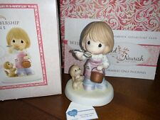 "Precious Moments ""Life Is Soup-er With You In The Mix"" 2010 Club Cm109001 Mib"