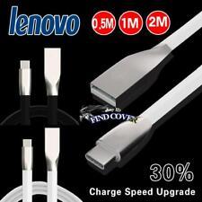 Carga USB-C TIPO C Data Sync Cargador Cable 3D para Tablet Lenovo Tab