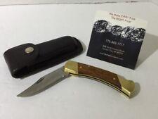 Usa Made Vintage Mac Schrade Lb7 Folding Knife (Cjl022273)