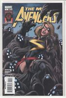 Mighty Avengers #11 Brian Bendis Iron Man Black Widow Captain Marvel Sentry 9.6