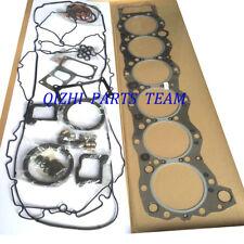 Isuzu 6WG1T Engine/Cylinder Head Gasket set fits Hitachi ZX450 ZX850-3 Excavator