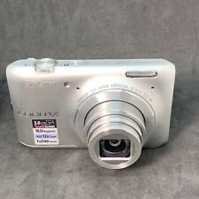 Nikon COOLPIX S6400 16 MP Digital Camera with 12x Optical Zoom 3-inch Touch LCD